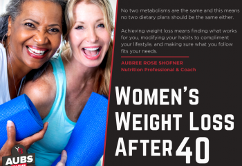 Women's Weight Loss After 40