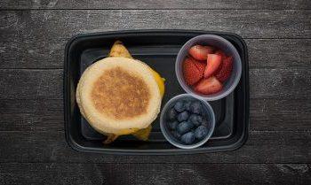 Not Your Mommas Breakfast Sandwich
