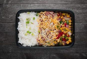 Mexican Taco Bowl