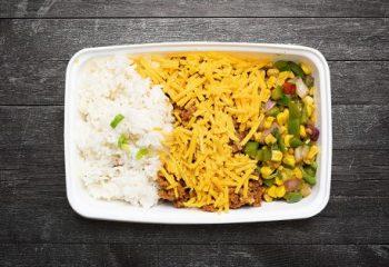 Vegan Mexican Taco Bowl