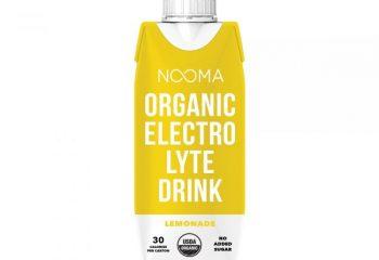 NOOMA Organic Electrolyte Drink - Lemonade