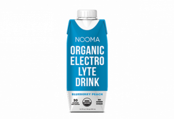 NOOMA Organic Electrolyte Drink - Blueberry Peach