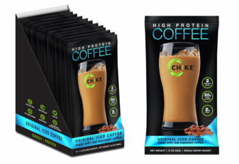 CHIKE Single Serve High Protein Iced Coffee