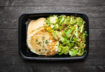 Keto Egg-Cellent Breakfast Sandwich