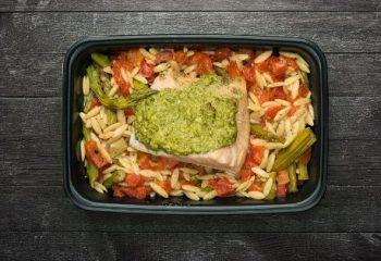 Pesto Salmon