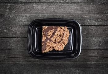 Double Chocolate Protein Rice Krispy Treat