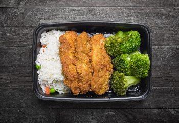 Firecracker Chicken Rice Bowl