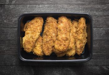 BBQ Chicken Tenders - By the Pound