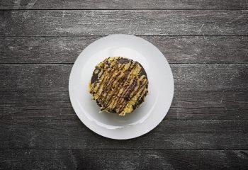 Samoa Protein Cheesecake