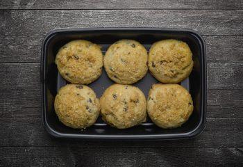 S'mores Mini Muffin Tops